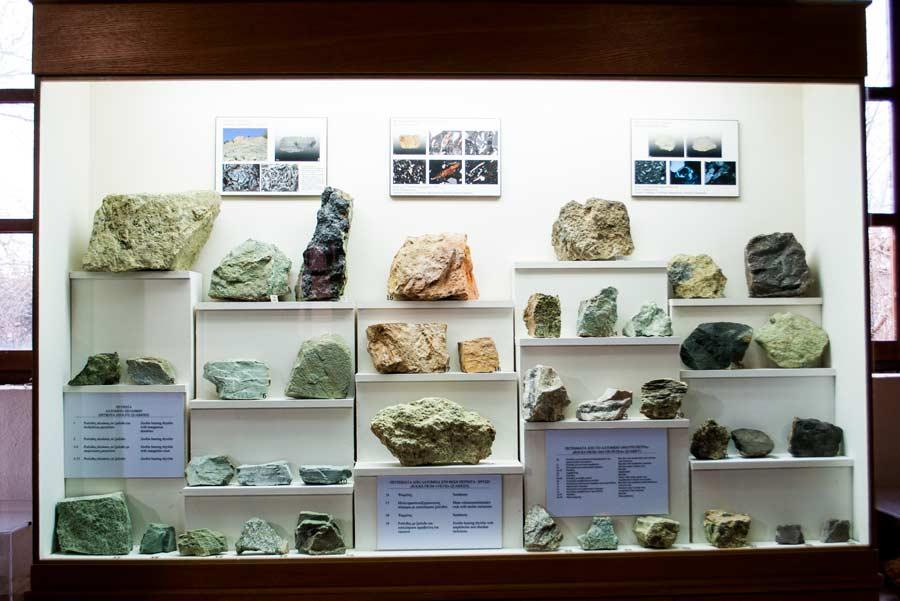 Μουσείο πέτρας - Πετρωτά Έβρου