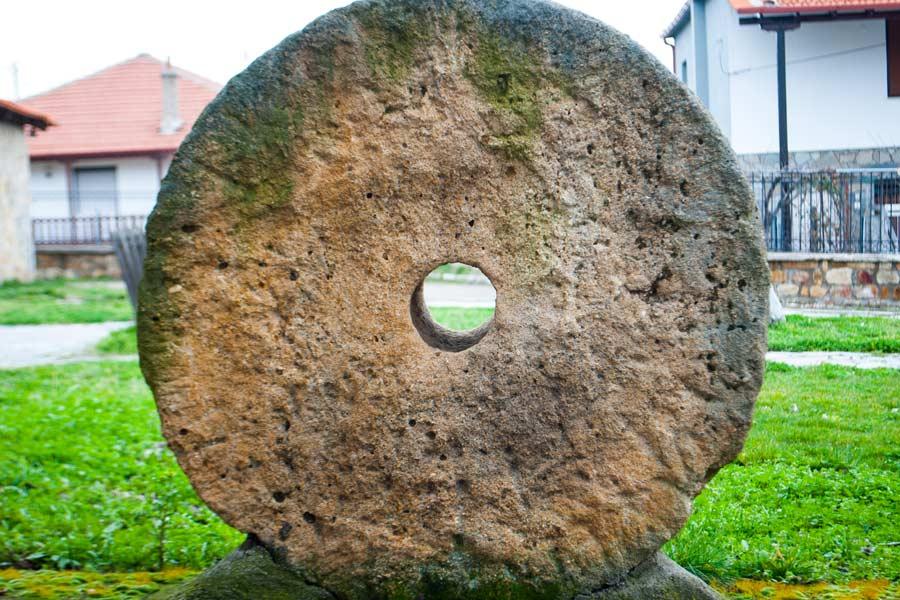Μυλόπετρα | Μουσείο πέτρας - Πετρωτά Έβρου